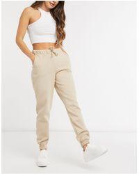 Vero Moda Co-ord sweatpants - Natural