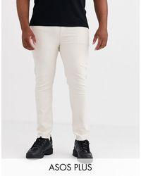 ASOS Skinny Jeans - Wit