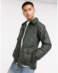 Barbour Bedale Wax Jacket - Multicolour