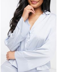 ASOS Camicia del pigiama mix & match - Rosa