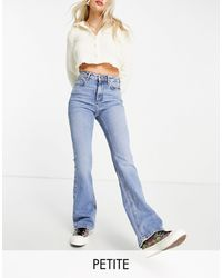 New Look Flared Jeans - Blauw