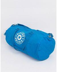 Kipling Borsone grande blu