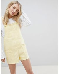 Urban Bliss - Strappy Playsuit - Lyst
