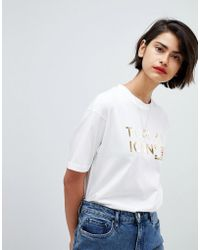 Tommy Hilfiger - Iconic T-shirt - Lyst