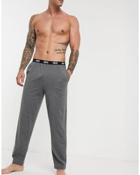 ASOS Lounge Pyjama Bottom - Grey