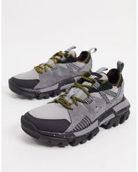 Caterpillar Cat Raider Chunky Sneakers - Yellow