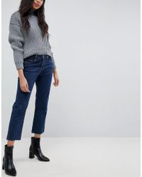 ONLY - Mom Jeans - Lyst