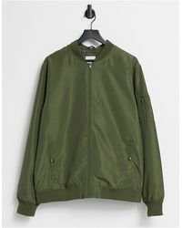 Only & Sons Bomber - Green