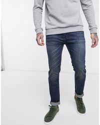 Bellfield Skinny Jeans - Blue