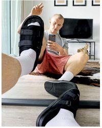 ASOS Tech Lounge Slippers - Zwart
