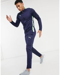 PUMA Football - Trainingspak - Blauw