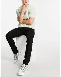 Wesc Eddy Slim Fit Jeans-black