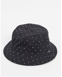 Vans Undertone Ii - Bucket Hat - Zwart