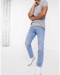 Levi's 511 - Jeans slim lavaggio chiaro Manilla Dish Adapt - Blu