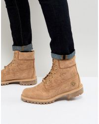 Timberland - 6 Inch Tropical Laser Cut Boots - Lyst