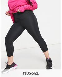 Nike Leggings capri negros Epic Fast