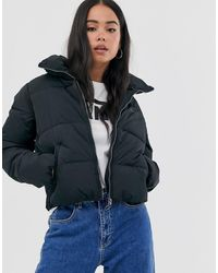 Vans Foundry Puffer Black Jacket