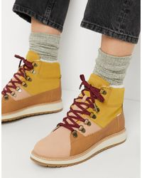 TOMS Mesa Panel Hiking Boots - Multicolour