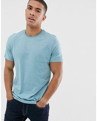 New Look - T-shirt In Blue Stripe - Lyst