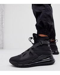 Nike Черные Кроссовки Jordan Latitude 720 - Черный