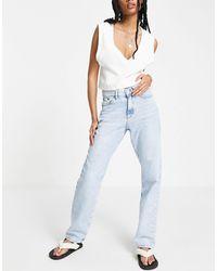 French Connection Jeans lavaggio chiaro - Blu