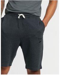 Reebok Pantalones cortos negros Training