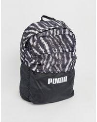 PUMA Рюкзак С Принтом Зебра - Многоцветный
