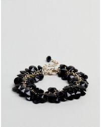 Coast Beaded Bracelet - Black