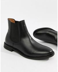 SELECTED - Femme Leather Chelsea Boots - Lyst