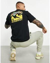 Element Foxwood T-shirt - Black