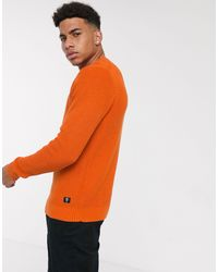 Tom Tailor – Strickpullover - Orange