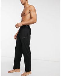 Nicce London Loungewear Sofa joggers - Black