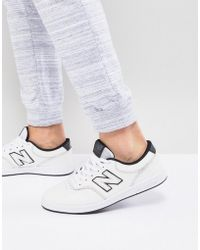 New Balance - Numeric Am424 Trainers In White Am424wtn - Lyst