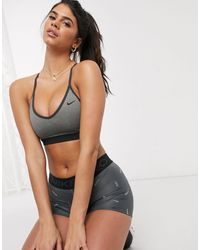 Nike - Indy Light Support Sports Bra - Lyst