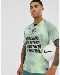 Nike Football Nike Soccer Fc Away Jersey In Green