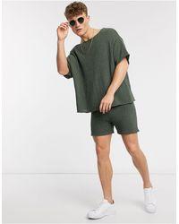 ASOS Pantalones cortos - Verde