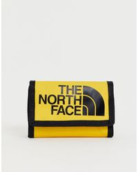 The North Face Желтый Бумажник Base Camp - Многоцветный
