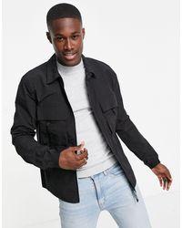 Marshall Artist Quattro Polymide Shirt - Black
