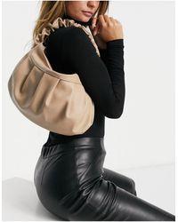 Glamorous Exclusive Shoulder Bag - Natural