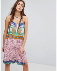 Maaji - Bird Print Beach Dress - Lyst