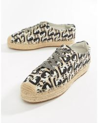 Paul & Joe - Sister Cat Print Espadrilles - Lyst