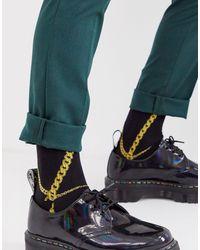 ASOS Calcetines con estampado barroco - Multicolor