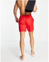 Vans Primary Volley Shorts - Red