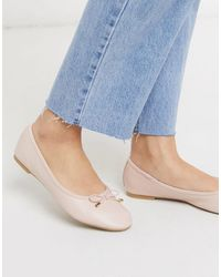 Accessorize Bow Ballet Flats - Pink