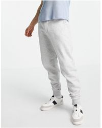 French Connection Joggers gris claro