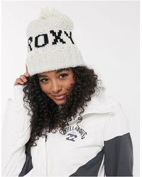 Roxy – Snow Tonic – e Pudelmütze - Mehrfarbig