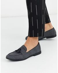TOPMAN Loafer - Grey