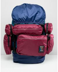 adidas Originals - Atric Backpack In Blue Ce2372 - Lyst