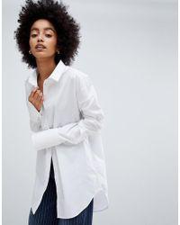 Dr. Denim - Oversized Boyfriend Shirt - Lyst