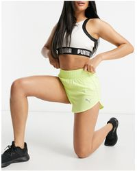 PUMA Running Ignite 3-inch Short - Green